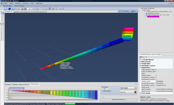 pipe flow calculation software